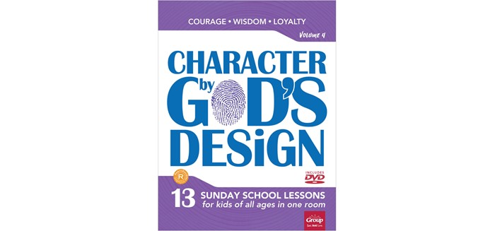 Character By God's Design, Volume 4 (Paperback)