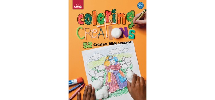 Coloring Creations (Paperback)