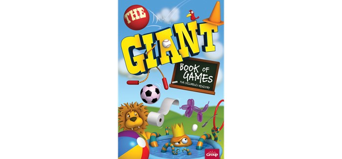 The Giant Book Of Games For Children's Ministry (Paperback)