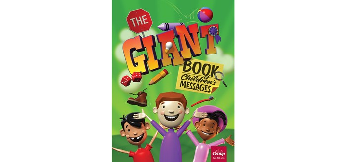 The Giant Book Of Children's Messages (Paperback)