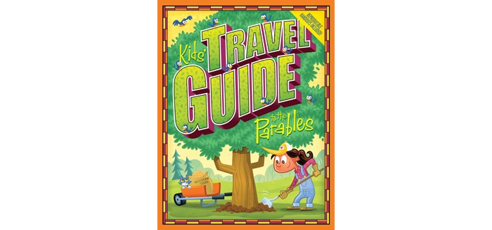 Kids' Travel Guide To The Parables (Paperback)