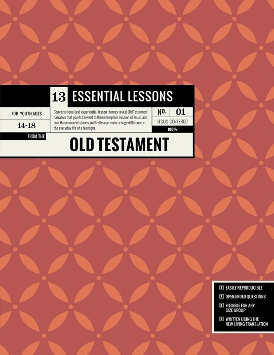 13 Essential Lessons From The Old Testament (Paperback)