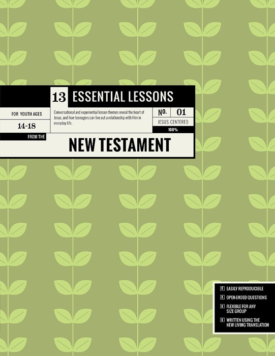 13 Essential Lessons From The New Testament (Paperback)
