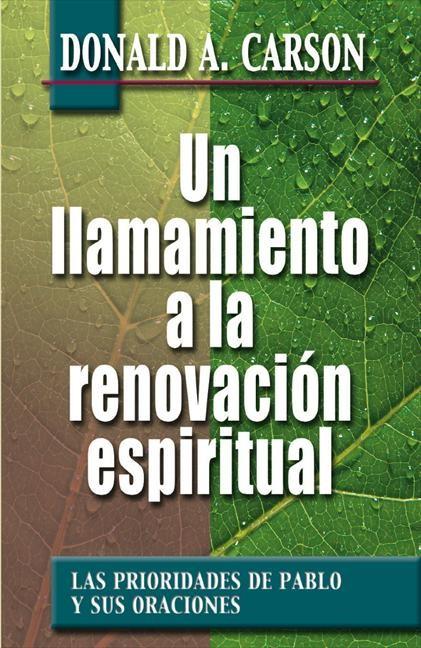 Llamamiento a la renovación Espiritual (Paperback)