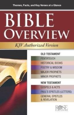 KJV Bible Overview (Pamphlet)