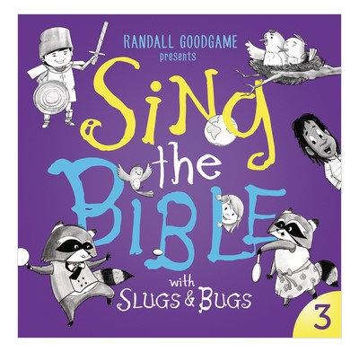 Sing The Bible Volume 3 CD (CD- Audio)