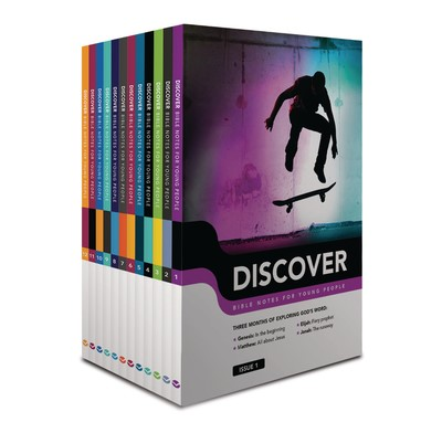 Discover: The Collection (Box)