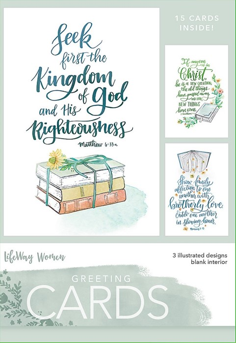 Kingdom Of God Boxed Greeting Cards (Cards)