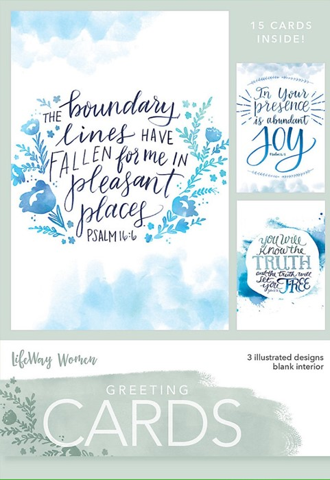 Pleasant Places Boxed Greeting Cards (Cards)