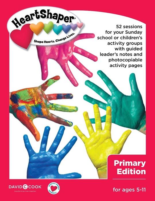 HeartShaper Curriculum: Primary Education (Paperback)