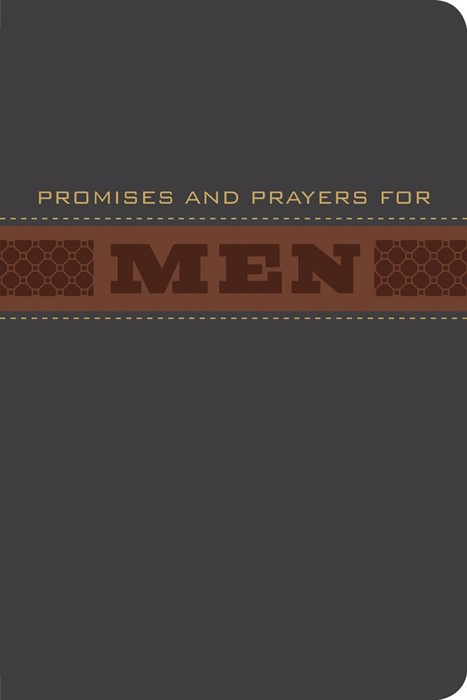 Promises And Prayers For Men (Imitation Leather)