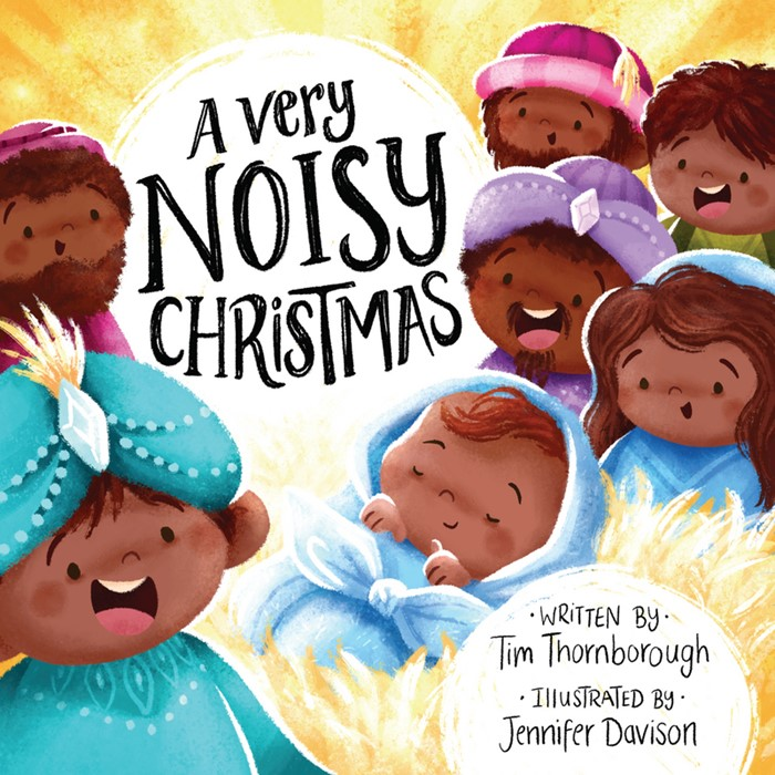 Very Noisy Christmas, A (Paperback)