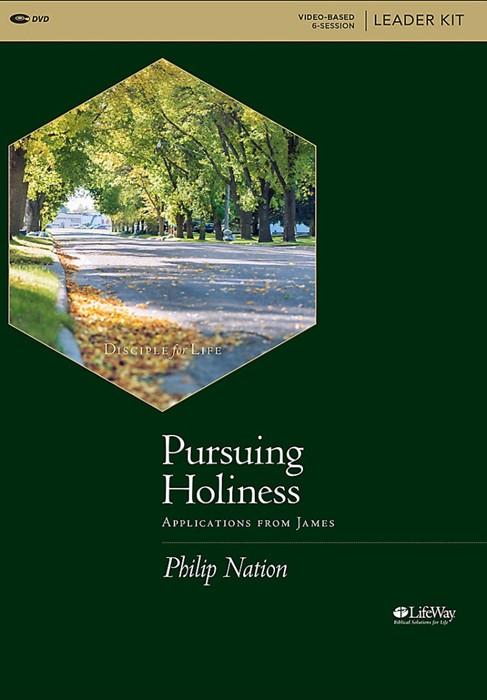 Pursuing Holiness Leader Kit (Kit)