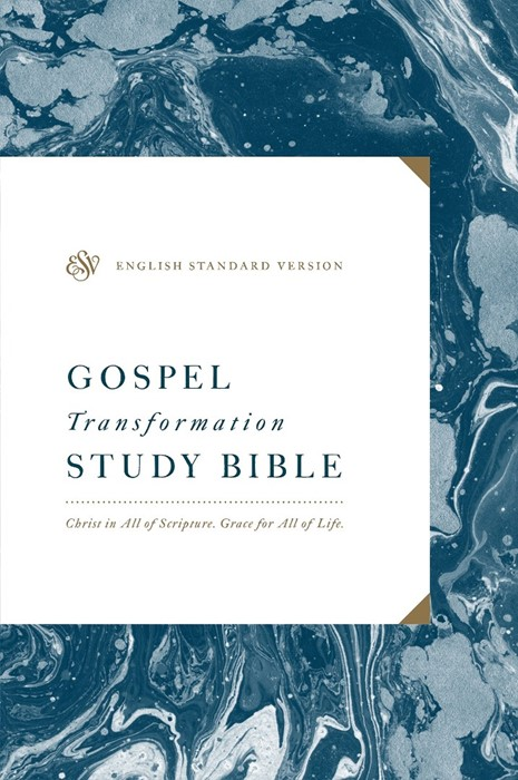 ESV Gospel Transformation Study Bible (Hard Cover)
