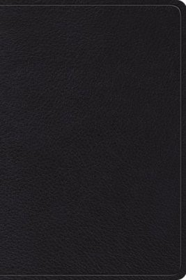 ESV Gospel Transformation Study Bible (Genuine Leather)