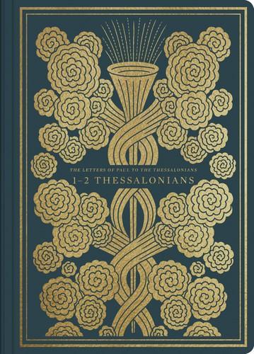 ESV Illuminated Scripture Journal: 1&2 Thessalonians (Paperback)