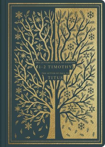 ESV Illuminated Scripture Journal: 1&2 Timothy and Titus (Paperback)