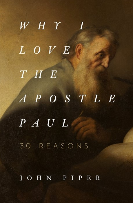 Why I Love the Apostle Paul (Paperback)