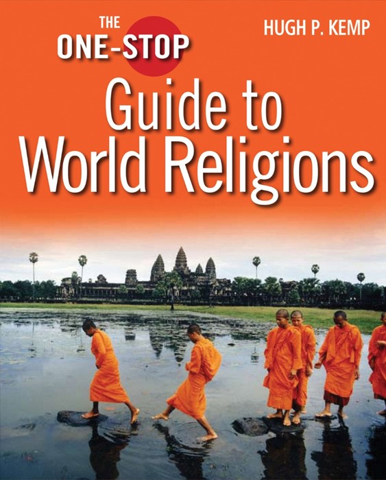 The One-Stop Guide To World Religions (Hard Cover)
