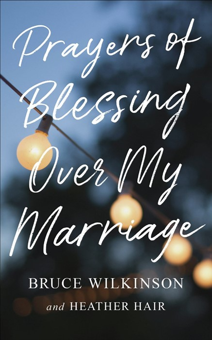 Prayers of Blessings over My Marriage (Paperback)