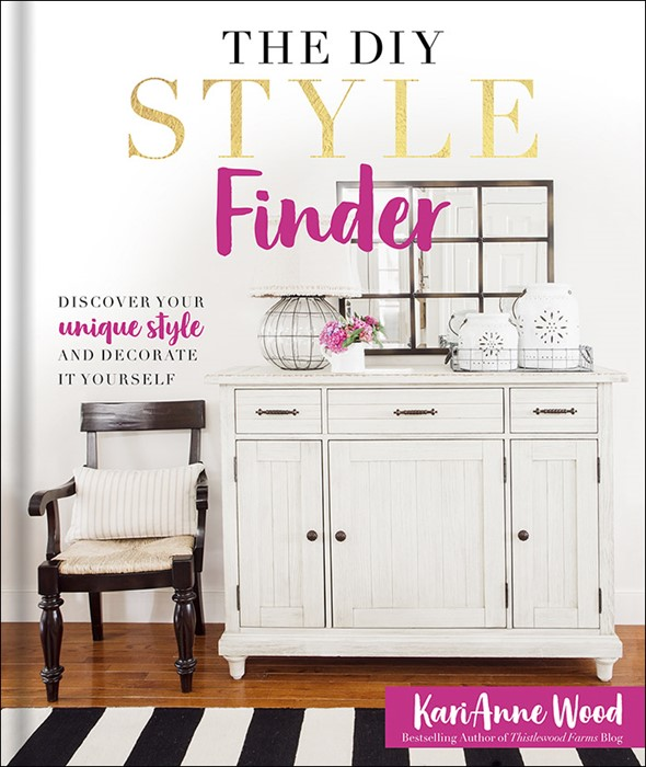The DIY Style Finder (Hard Cover)