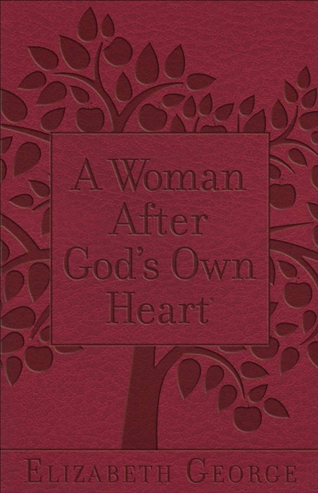 A Woman After God's Own Heart® (Imitation Leather)