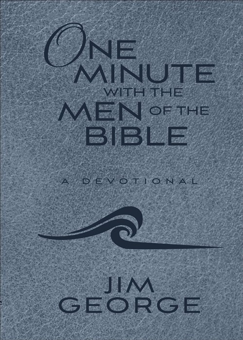 One Minute with the Men of the Bible (Imitation Leather)