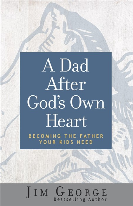 Dad After God's Own Heart, A (Paperback)