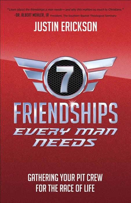 The Seven Friendships Every Man Needs (Paperback)