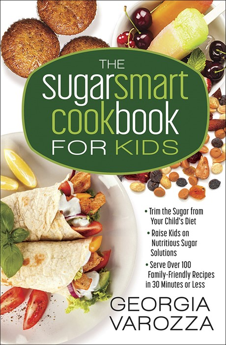 The Sugar Smart Cookbook for Kids (Spiral Bound)