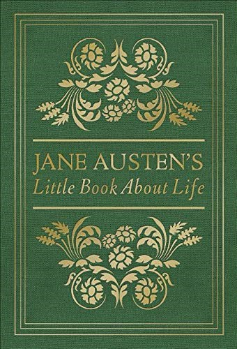 Jane Austen's Little Book About Life (Hard Cover)