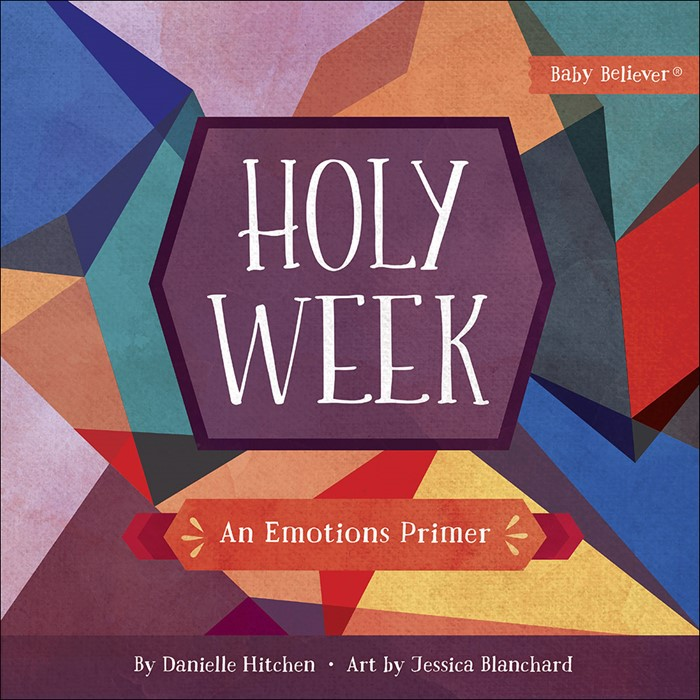 Holy Week (Board Book)
