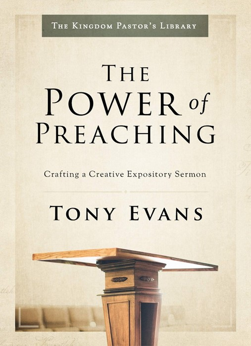 The Power of Preaching (Hard Cover)