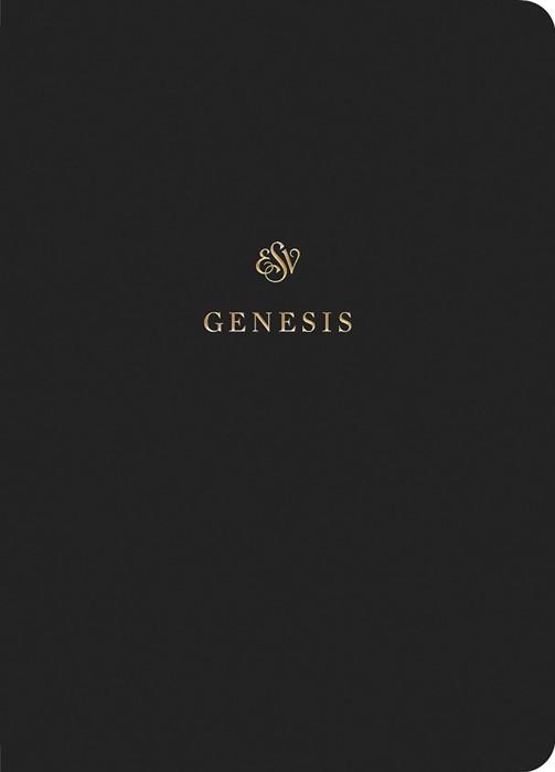 ESV Scripture Journal: Genesis (Paperback)