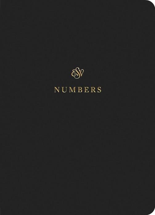 ESV Scripture Journal: Numbers (Paperback)