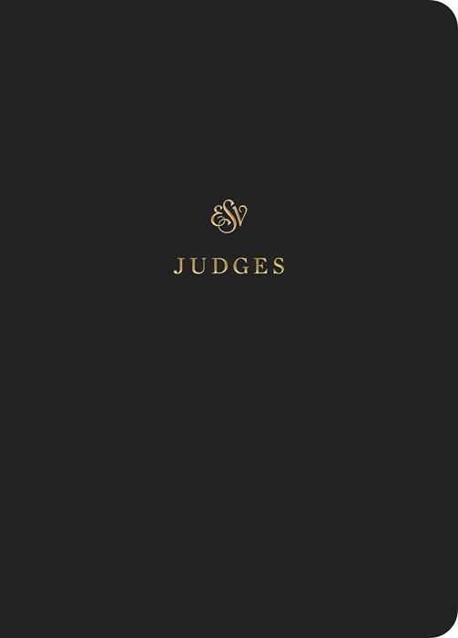 ESV Scripture Journal: Judges (Paperback)