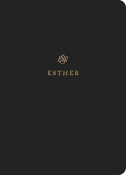 ESV Scripture Journal: Esther (Paperback)