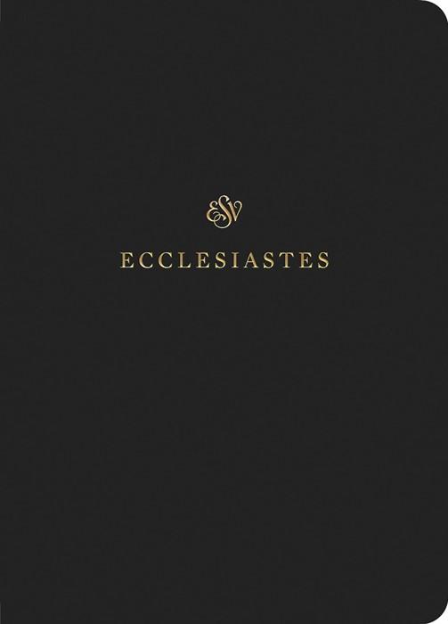 ESV Scripture Journal: Ecclesiastes (Paperback)