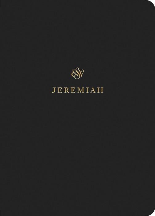 ESV Scripture Journal: Jeremiah (Paperback)