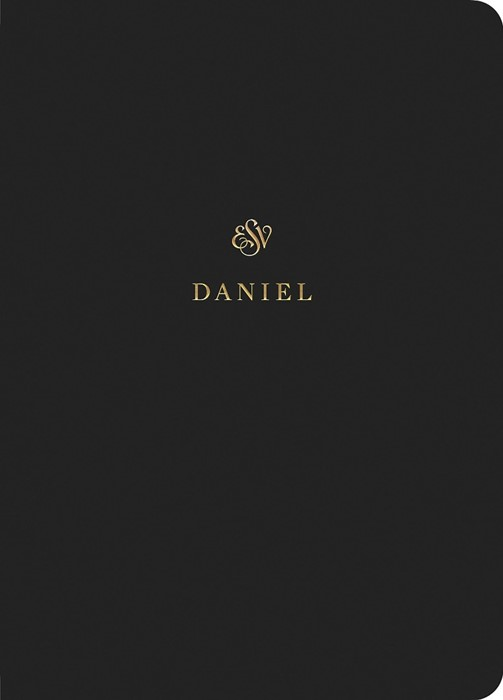 ESV Scripture Journal: Daniel (Paperback)