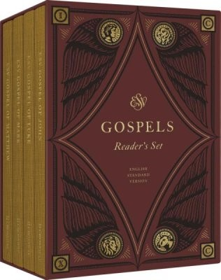 ESV Gospels, Reader's Set (Cloth over Board) (Hard Cover)