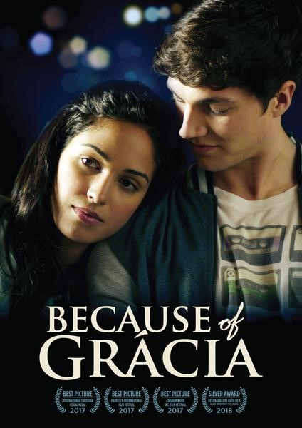 Because Of Grácia DVD (DVD)
