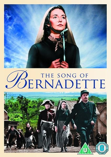 The Song Of Bernadette DVD (CD-Audio)
