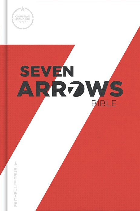 CSB Seven Arrows Bible, Hardcover (Hard Cover)