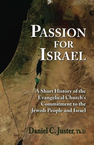Passion for Israel (Paperback)
