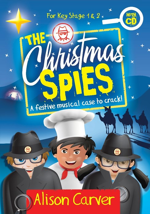 The Christmas Spies (Paperback)