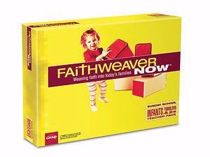 FaithWeaver Now Infants & Toddlers Teacher Pack, Winter 2018 (Kit)