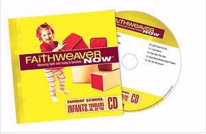 FaithWeaver Now Infants & Toddlers CD, Winter 2018 (CD-Audio)