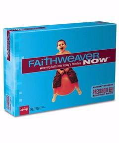 FaithWeaver Now Preschool Teacher Pack, Winter 2018 (Kit)