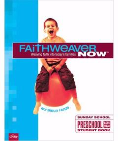 FaithWeaver Now Preschool Student Book, Winter 2018 (Paperback)